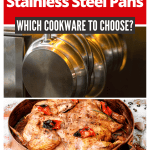 Copper Pans vs. Stainless Steel Pans