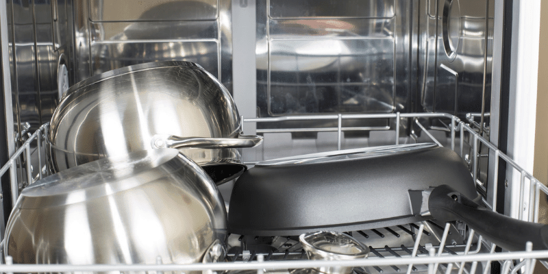 Is It Ok to Put Non-Stick Pans and Pots in the Dishwasher