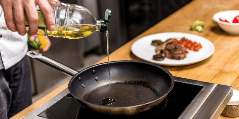Pan Frying - Start with right oil