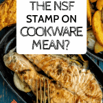 What does NSF mean on Cookware