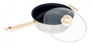 Best 10-inch Frying Pan with Lid