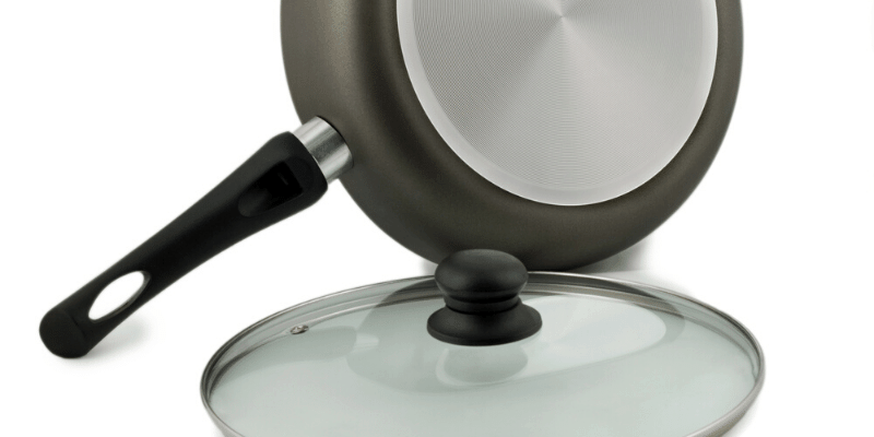 Best 8-inch Frying Pan with Lid