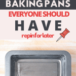 What Are the Different Types of Baking Pans