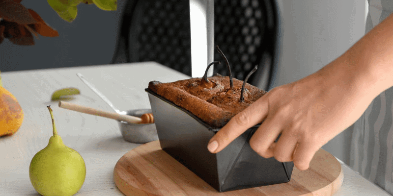 How to Get Cake Out Of the Pan When Stuck