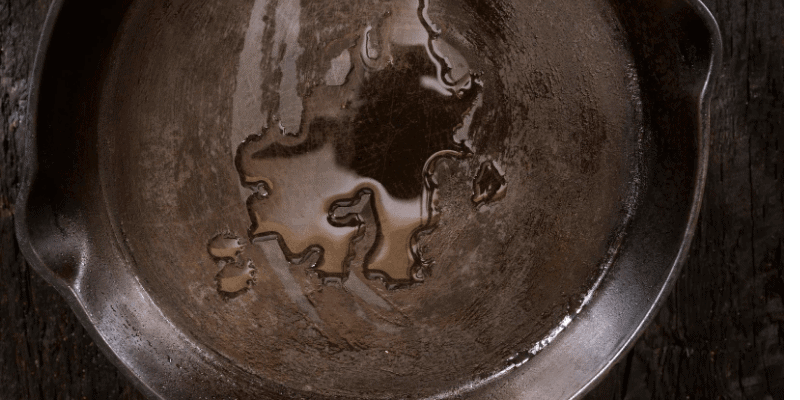 Why Is My Cast Iron Pan Sticky After Seasoning