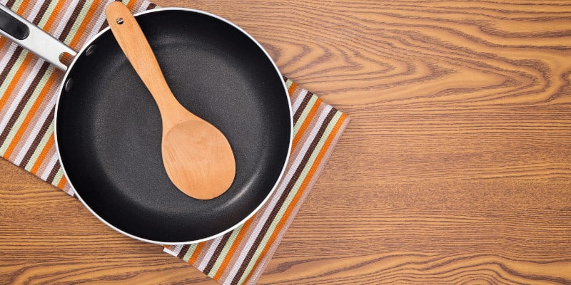 How to Make a Pan Non-Stick with Salt