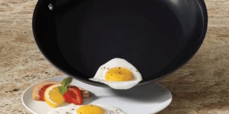 Cuisinart Green Gourmet Hard-Anodized Fry Pan Review