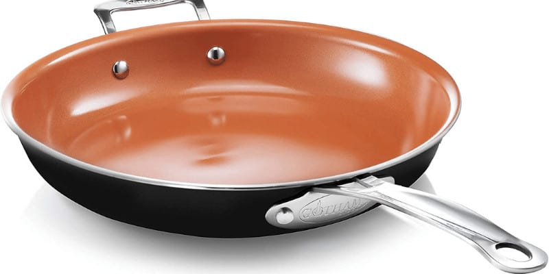 How to Clean Gotham Steel Pan
