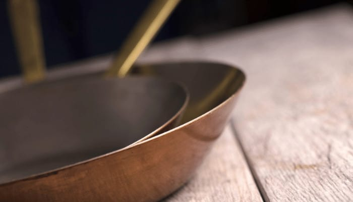 Seasoning Copper Pans - What Oils to Use